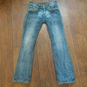 Jeans size 29 tucker boot